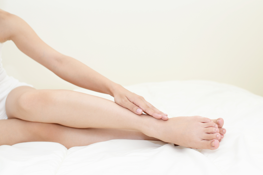 足首の脂肪吸引の失敗・修正・再手術