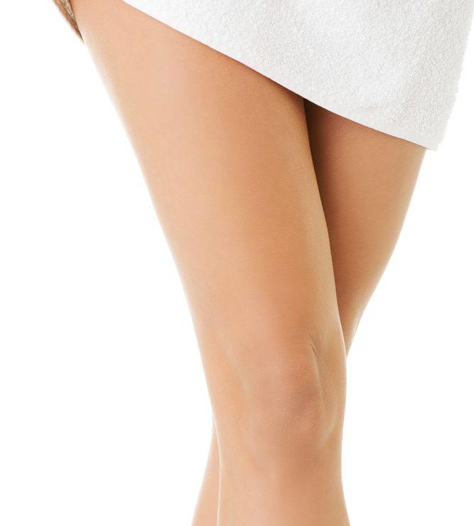 ひざの脂肪吸引の失敗・修正・再手術