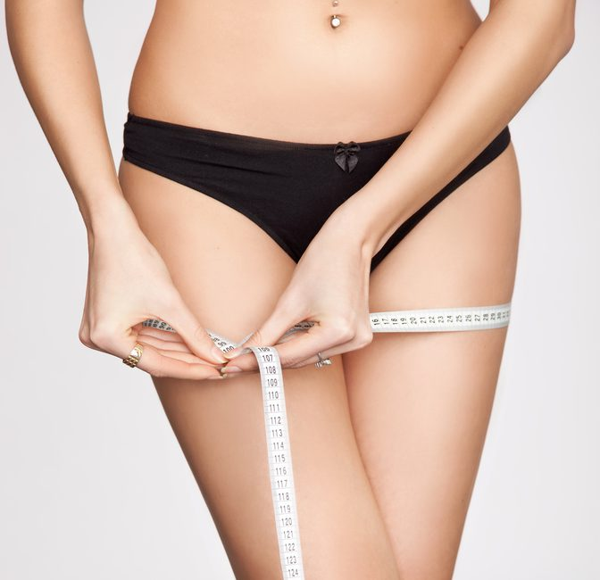太ももの脂肪吸引の失敗・修正・再手術
